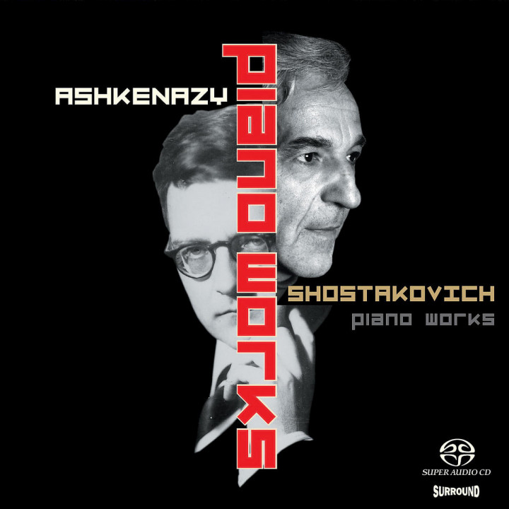 Shostakovich: Solo Piano Works 0028947064927