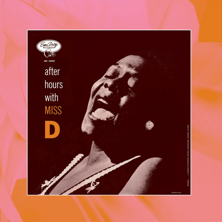 After Hours With Miss D 0044007605628