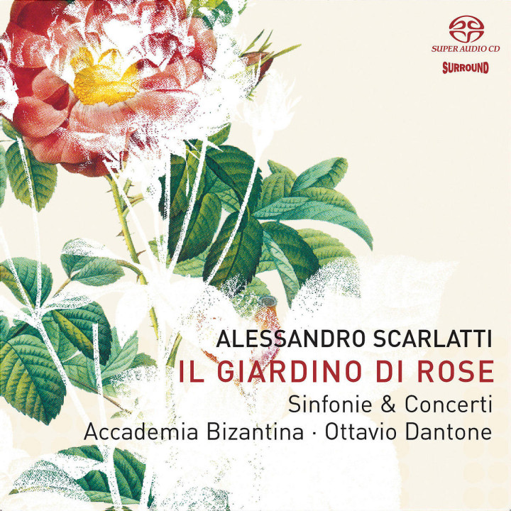 Scarlatti: Giardino di Rose 0028947065021