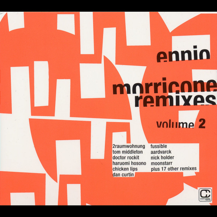 Ennio Morricone Remixes (Vol. 2) 0667548514626