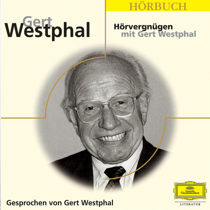 Hörvergnügen mit Gert Westphal 0602498158720