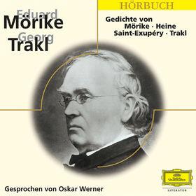 Eloquence Hörbuch, Oskar Werner spricht Gedichte, 00602498158746