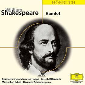 Eloquence Hörbuch, Hamlet, 00602498158425