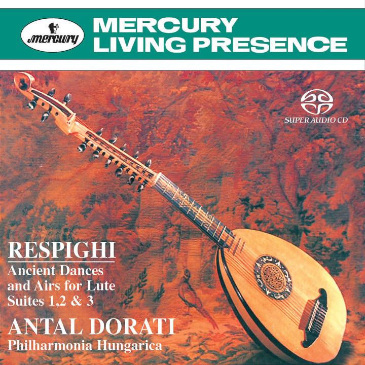 Respighi: Ancient Airs & Dances 0028947063720