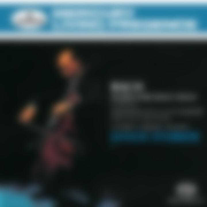 Bach, J.S.: Suites for Solo Cello 0028947064422