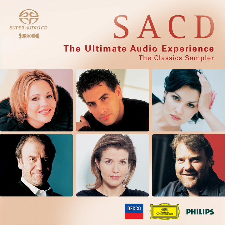 SACD - The Classics Sampler 0028947496427