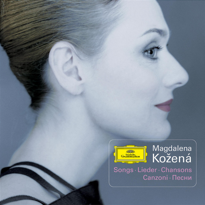Magdalena Kozená: Lieder 0028947158125