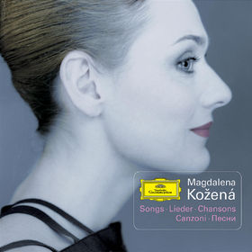 Benjamin Britten, Magdalena Kozená: Lieder, 00028947158127