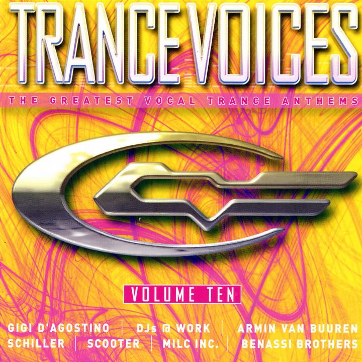 Trance Voices (Vol. 10) 0602498170809