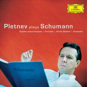Robert Schumann, Schumann: Etudes symphonique; Fantasie, Op.17;  Bunte Blätter; Arabeske, 00028947705727