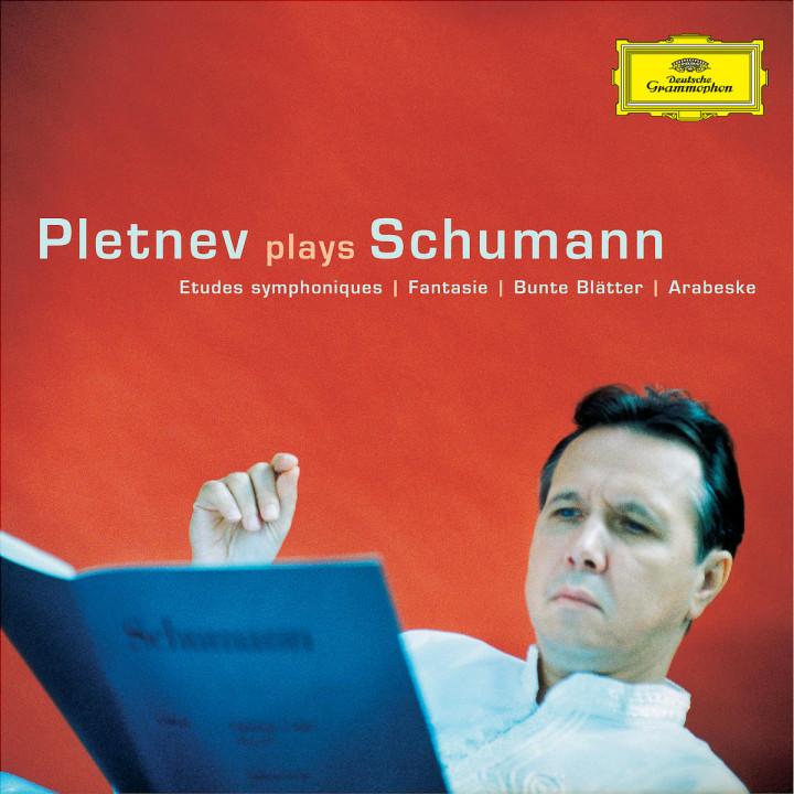 Schumann: Etudes symphonique; Fantasie, Op.17;  Bunte Blätter; Arabeske 0028947481326