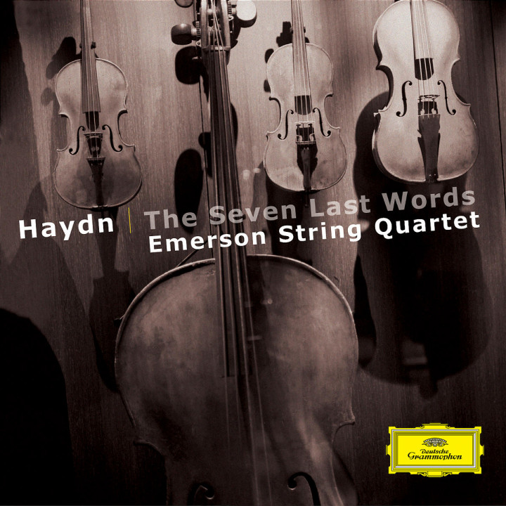 Haydn: The Seven Last Words, Op.51 0028947483627