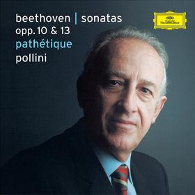 Ludwig van Beethoven, Klaviersonaten op. 10 & 13, 00028947481027