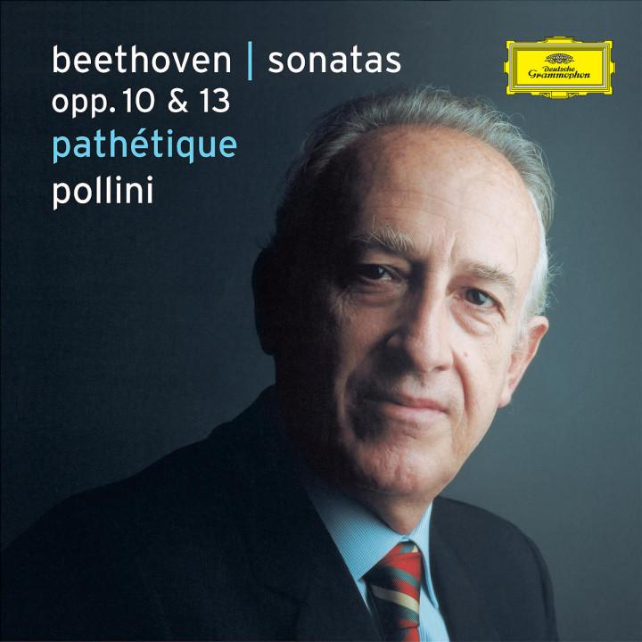 Beethoven: Piano Sonatas Nos. 5-7, Op. 10 Nos. 1-3 & No.8, Op.13 0028947481027