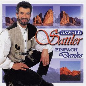 Oswald Sattler, Einfach Danke, 00602498659946