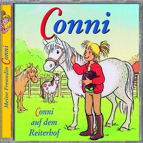 Conni, 12: Conni auf dem Reiterhof, 00602498154274