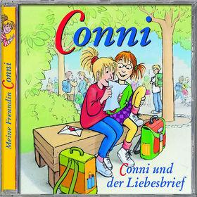Conni, 13: Conni und der Liebesbrief, 00602498154298