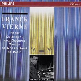 César Franck, Orgelwerke, 00028943889827