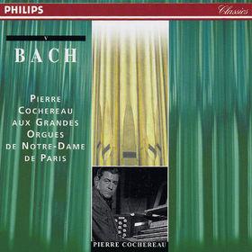 Johann Sebastian Bach, Choräle und Toccaten, 00028944664324