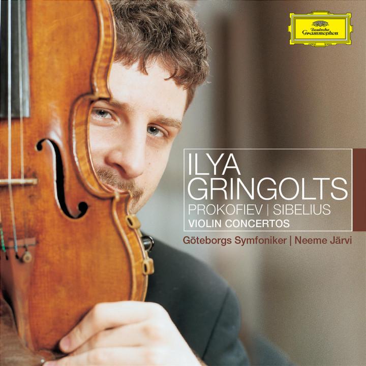 Prokofiev: Violin Concerto No.1 / Sibelius: Humoresques Op.89; Violin Concerto 0028947481429