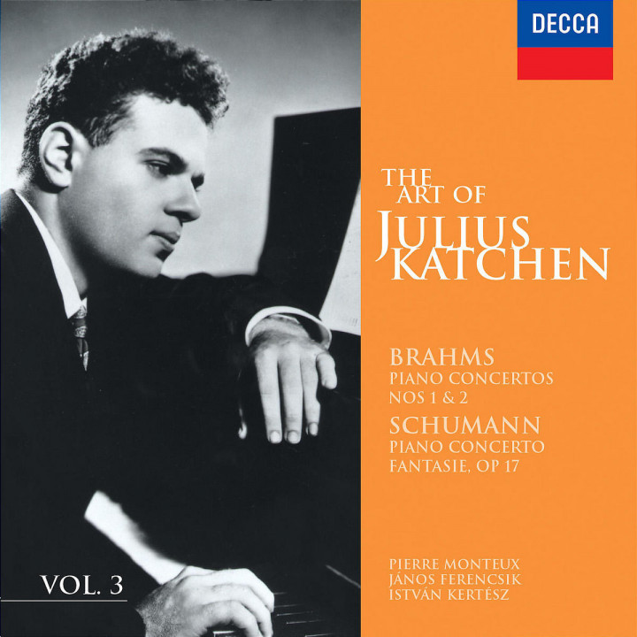 The Art Of Julius Katchen Vol.3 0028946082825