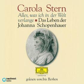 Carola Stern, Alles was ich in der Welt verlange, 00602498154885