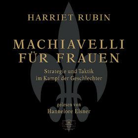 Hannelore Elsner, Machiavelli für Frauen, 00602498154687