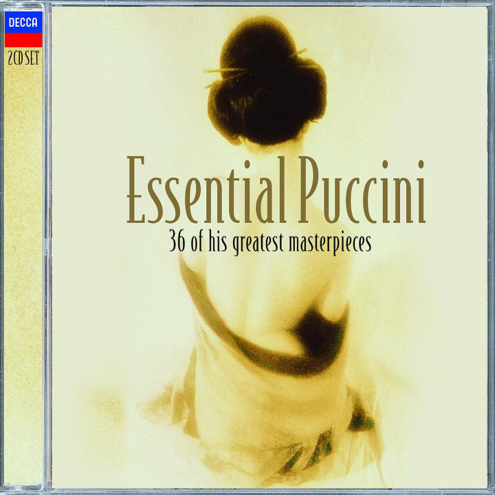 Essential Puccini 0028947538628