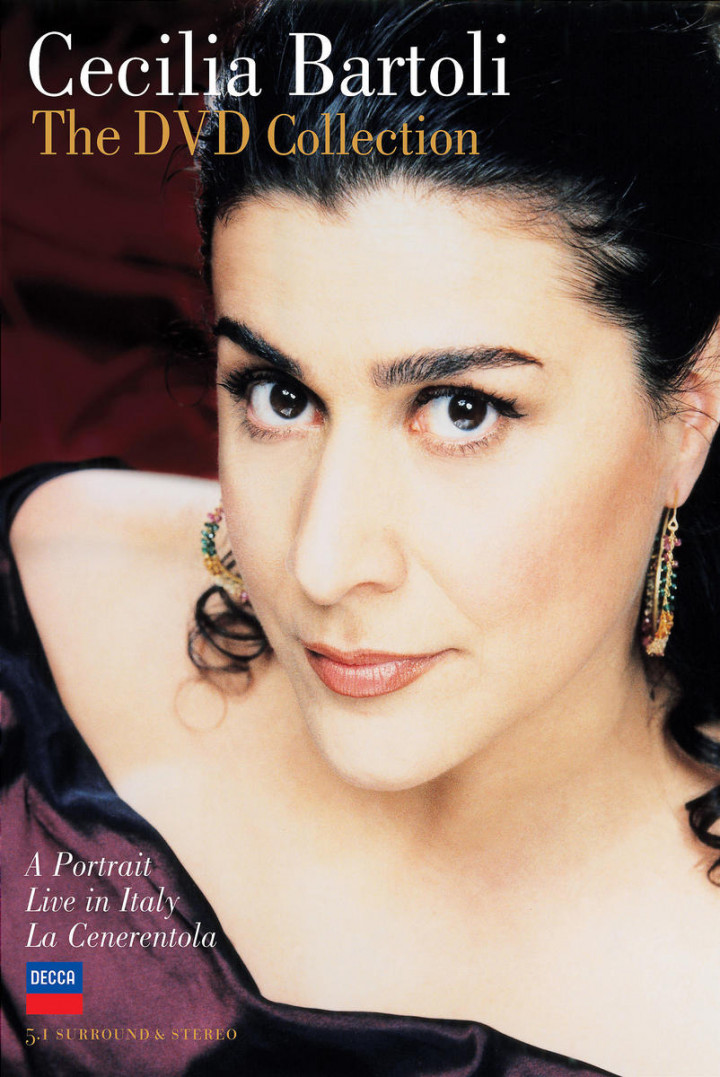 Cecilia Bartoli: The DVD Collection 0044007418895