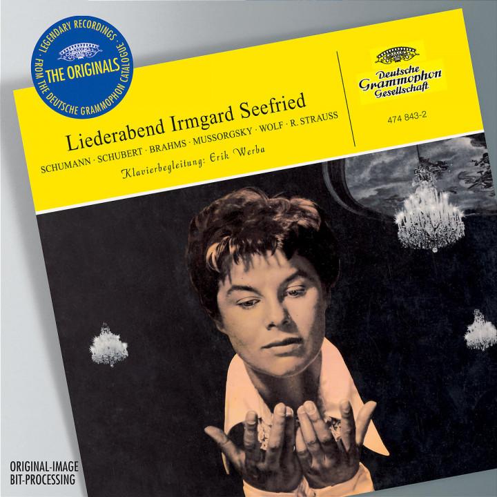 Irmgard Seefried - Liederabend 0028947484329