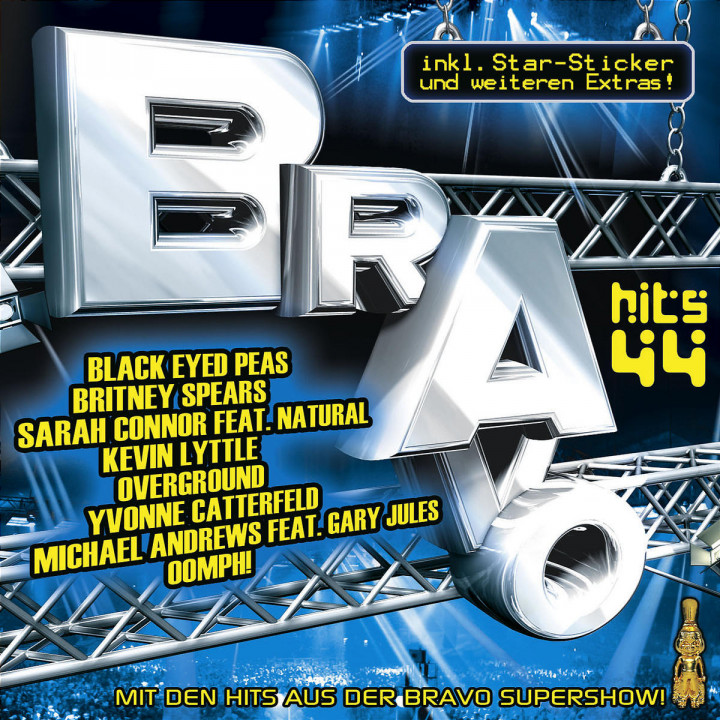 Bravo Hits (Vol. 44) 0602498175723