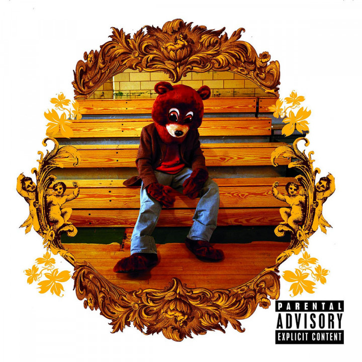 The College Dropout 0602498617397