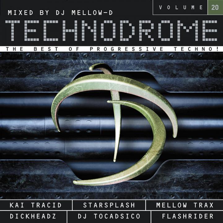 Technodrome Vol.20 0602498175664