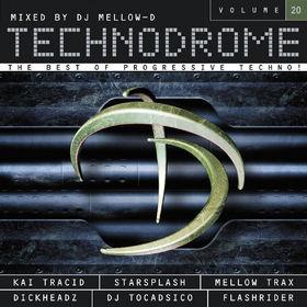 Technodrome, Technodrome Vol.20, 00602498175668
