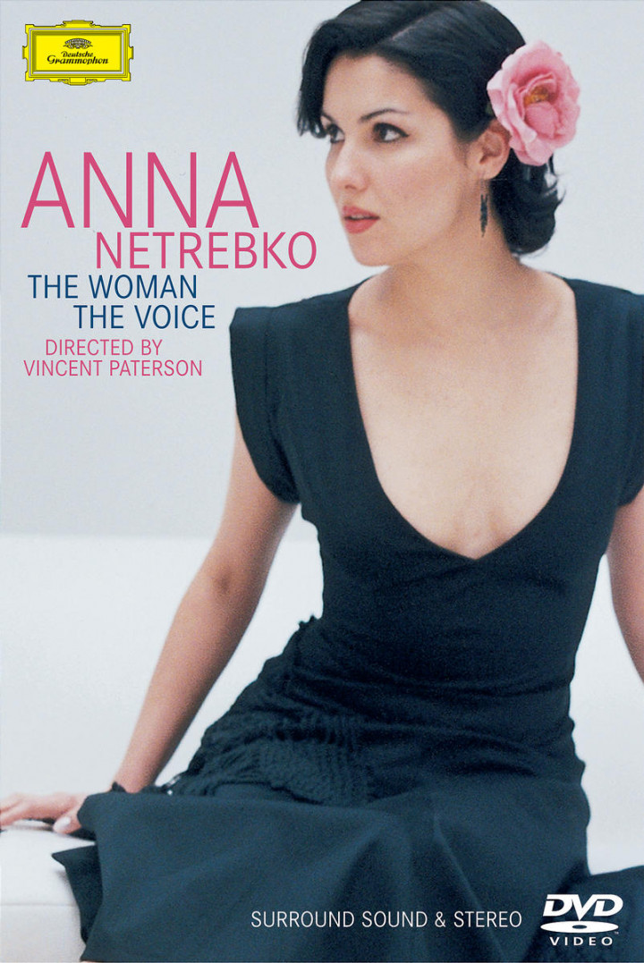 Anna Netrebko - The Woman - The Voice 0044007323098