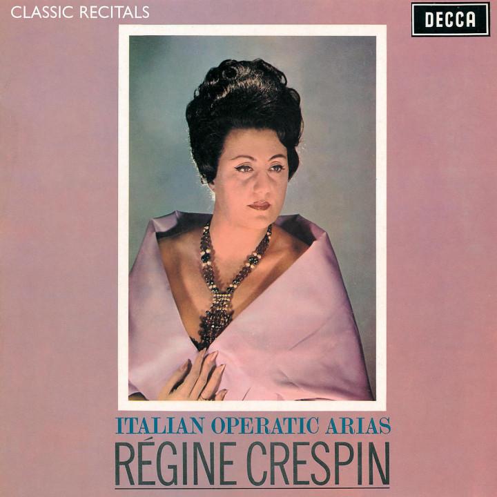 Régine Crespin : Classic Recital 0028947539320