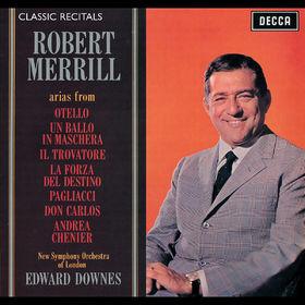 Robert Merrill : Classic Recital, 00028947539629