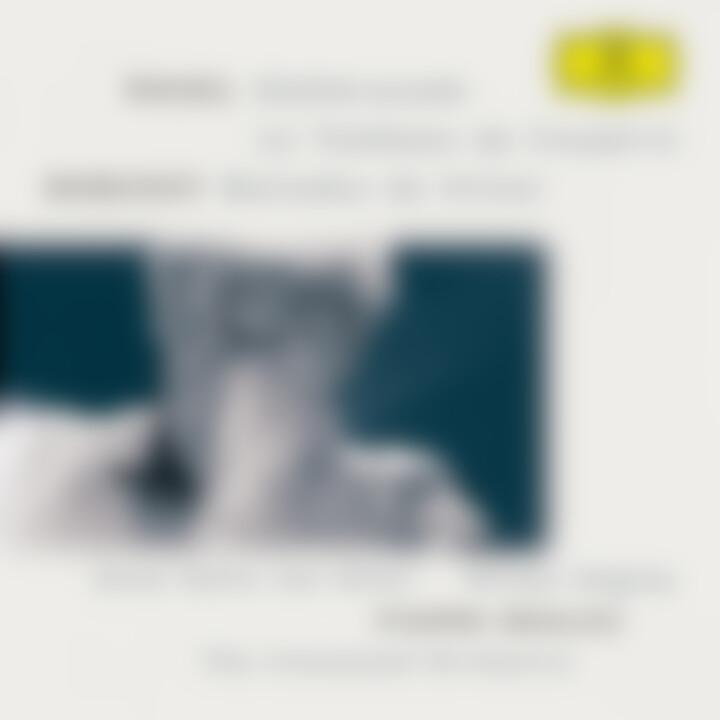 Ravel: Shéhérazade / Tombeau / Pavane; Debussy: Danses / Ballades de Villon 0028947161420