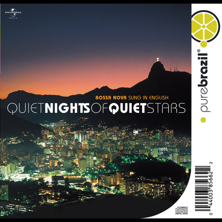 Quiet Nights Of Quiet Stars 0044003856624