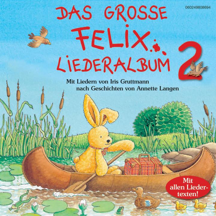 Das große Felix-Liederalbum II 0602498086944