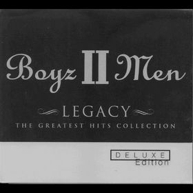Boyz II Men, Legacy, 00602498615980