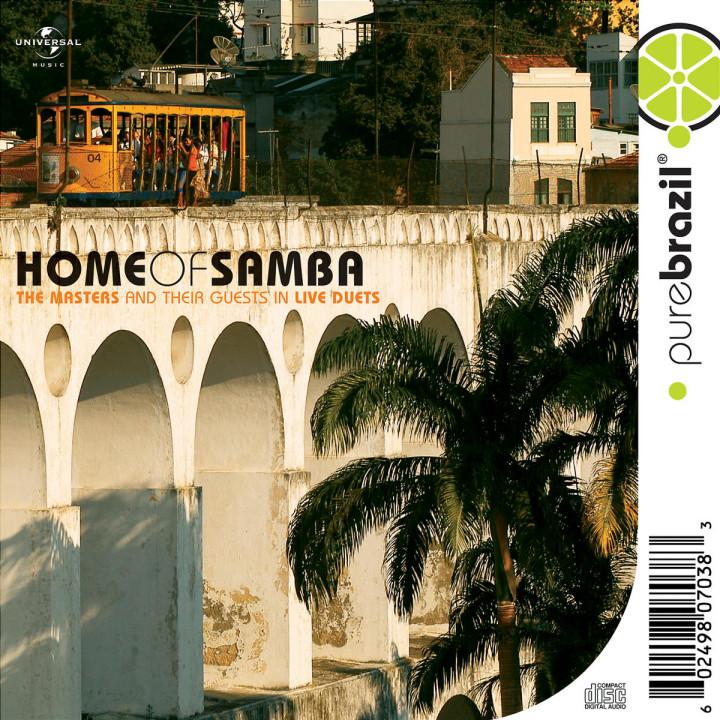 Home Of Samba 0602498070381