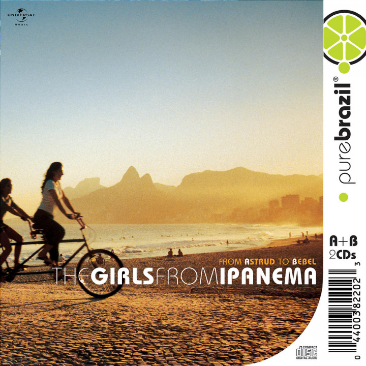The Girls From Ipanema 0602498150146
