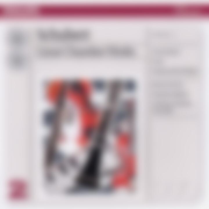 Schubert: Great Chamber Works 0028947543925