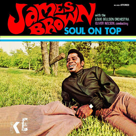 James Brown, Soul On Top, 00602498617182