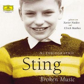 Sting, Broken Music, 00602498159675