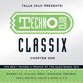Technoclub, Technoclub Classix Vol. 1, 00602498188194