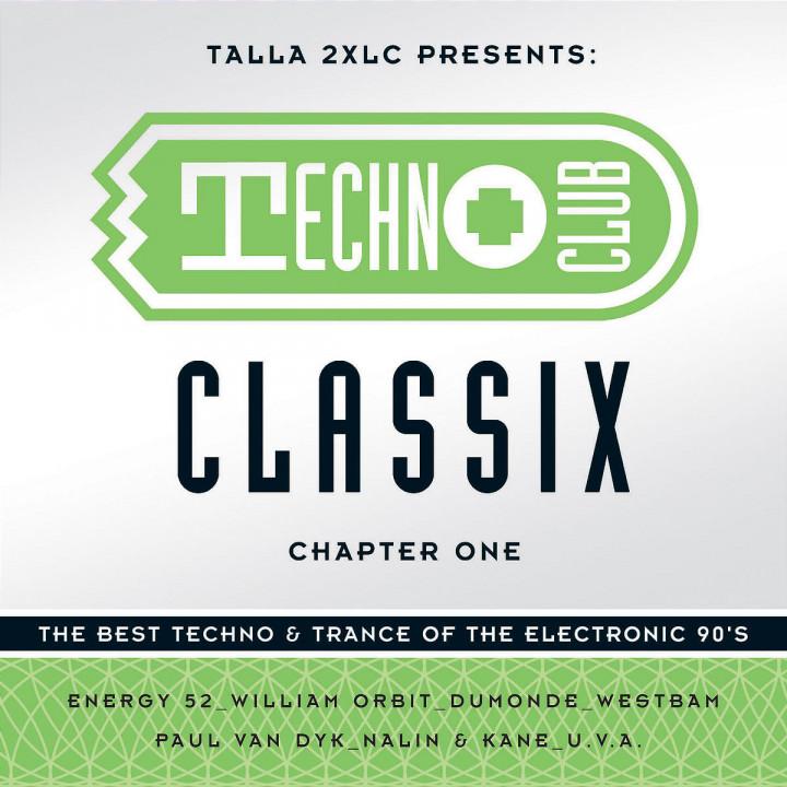 Technoclub Classix Vol. 1 0602498188198