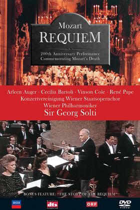 René Pape, Mozart: Requiem - 200th Anniversary Performance, 00044007113998