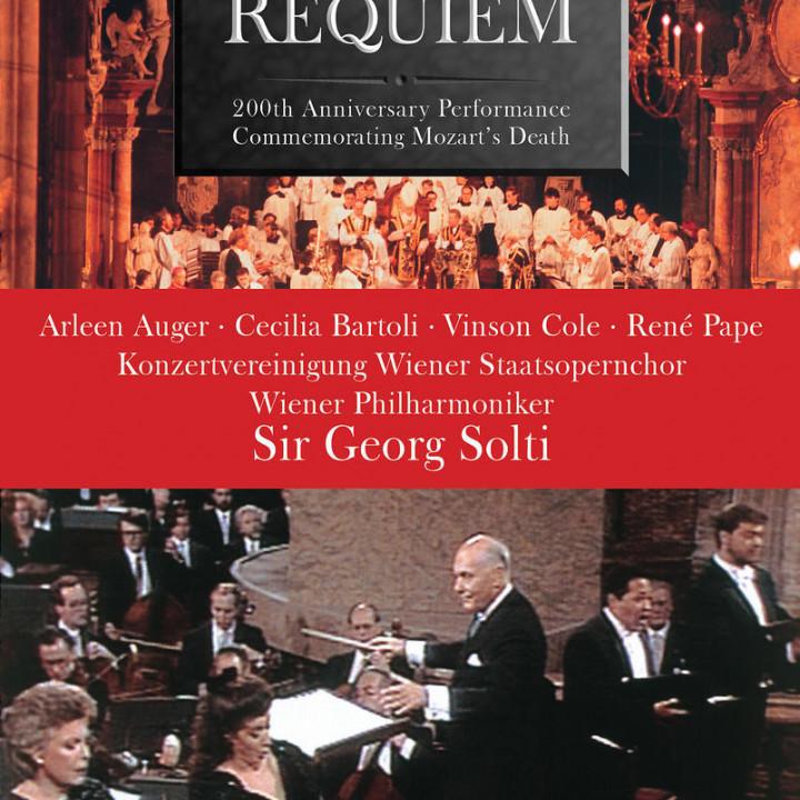 Mozart: Requiem - 200th Anniversary Performance 0044007113990